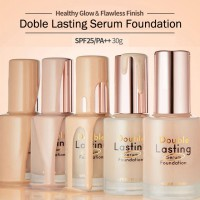 [Etude House] Doble Lasting Serum Foundation 30g
