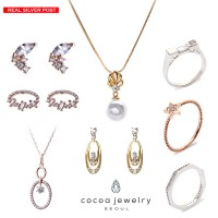 (POP UP MARKET) Cocoa Jewelry All Items 79000