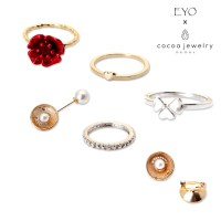 (POP UP MARKET) Cocoa Jewelry All Items 19000