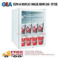GEA EXPO-50 Display Cooler Showcase - Putih