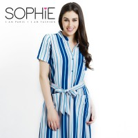 SOPHIE PARIS TALISA MULTICOLOUR XL-DLLSM4XL