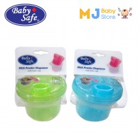Baby Safe 33111 - Milk Powder Dispenser with Inner Cup / Tempat Susu