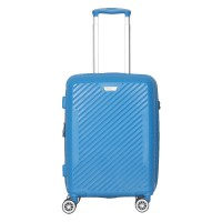 Travel time Trolley Case HY817-20 inch Blue
