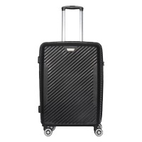 Travel time Trolley Case HY817-24 inch Black