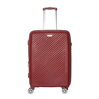 Travel time Trolley Case HY817-24 inch Maroon