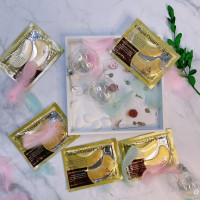 【 PAKET 20 PCS 】COLLAGEN CRYSTAL EYE MASK / MASKER MATA
