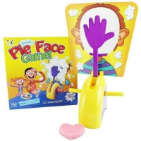 Pie Face Game !