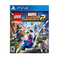 Lego Marvel Super Heroes 2 Game PS4 (R2)