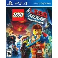 Lego Movie Videogame Game PS4 (R2)