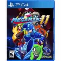 Megaman 11 Game PS4 (R2)