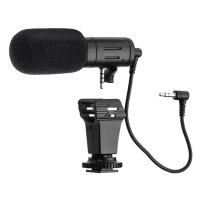 MAMEN MIC 06 Camera DSLR Shotgun Microphone 3.5mm