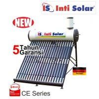 Inti Solar Pemanas Air Tenaga matahari Type IS 20 CE (Color Coated)