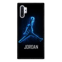 Air Jordan Logo Neon X4182 Samsung Galaxy Note 10 Plus Case