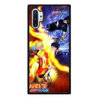 Naruto Vs Sasuke X3517 Samsung Galaxy Note 10 Plus Case