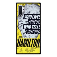 Hamilton Broadway Signatures X3765 Samsung Galaxy Note 10 Plus Case
