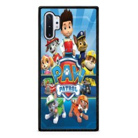 Paw Patrol X4164 Samsung Galaxy Note 10 Plus Case