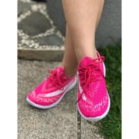 Sneakers Pria Import Trendy Shelby in Pink