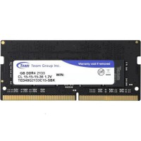 Team Memory Notebook 4GB DDR4 PC - 2133Mhz