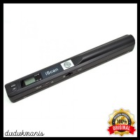 Scanner Portable Hi-Ress 900 DPI With LCD Full Color KOM-227