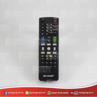 Remot Remote TV SHARP Aquos 3D LCD  LED KW Plasma