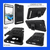 Lenovo A7700 Heavy Duty Rugged Armor Stand Case Casing Cover