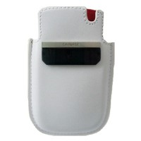 Capdase Smart Pocket Callid Blackberry 8900/ 9700 - Putih