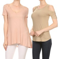 Women branded tops - CT02 s/d CT30