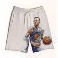 harga [globalbuy] Real USA Size Steph Curry with the Shot 3D Sublimation Print Custom Made Fifth/4126555 elevenia.co.id