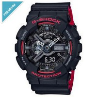 New Casio Gshock Original Ga-110Hr-1A