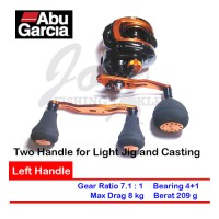 Abu Garcia Orange Max3 DH BC Reel - OMAX3 Left Handle