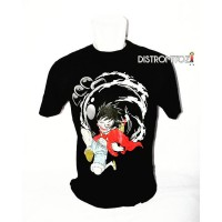 Kaos Distro Anime Bogem Luffy