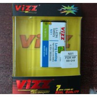Baterai Double Power Vizz - BB Q10 - NX1