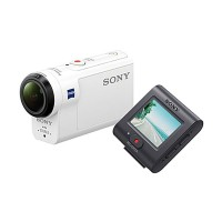 SONY FDR-X3000 4K Action Camera with Wifi and GPS