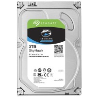 HDD Internal/Hard Disk Internal SEAGATE SKYHAWK Surveillance CCTV 3TB ORIGINAL PRODUCT - DISTRIBUTOR