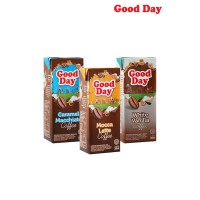 Good Day Kopi Ready To Drink Tetra 200 ml Pack Of 6