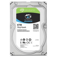 HDD Internal/Hard Disk Internal SEAGATE SKYHAWK Surveillance CCTV 6TB ORIGINAL PRODUCT - DISTRIBUTOR