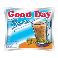 Good Day Freeze Choc'O'Range Bag 10 Sachet