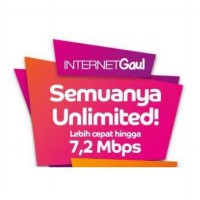Axis Internet Gaul Bulanan FUP 1,5GB Paket Data Unlimited **MURAH***