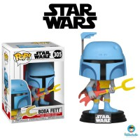 Funko POP! Star Wars - Boba Fett (Animated) [Exclusive] #305