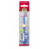 Pigeon Training Toothbrush L-3 Blue