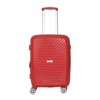 Travel time  Hardcase  HY818 - 20 inch Gollo Red