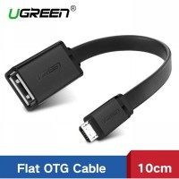 OTG Micro USB 2.0 OTG CABLE ON THE GO Adapter Male USB to Female USB