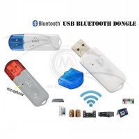 Usb Bluetooth Dongle With Microphone
