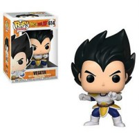 Funko Pop Animation : Dragon Ball Z S6- Vegeta #614