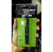 Feeler Gauge TEKIRO Complete 13 Blade 0.05 - 1 MM - Alat Ukur Klep Original Japan