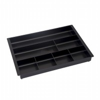Bantex Drawer Organizer 7 compartment Black #9842 10
