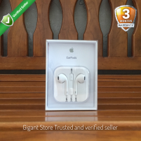 Diskon Original Earpods Earpod With Mic amp; Volume Control iPhone iPad iPod