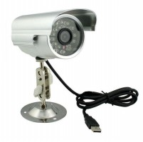 CCTV With Memory Card Slot (Outdoor)