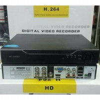 dvr DVR 1080 4CH SUPPORT AHD/HD TVI/IP/ANALOG/MESIN KAMERA CCTV