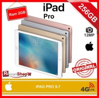 Ipad Pro 9.7 - 256GB - Wifi + Celluler 4G LTE - BNIB - Oriignal